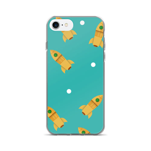 [PHONE CASE] Space Rocket – iPhone 7/7 Plus