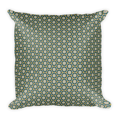 [PILLOW] Nature Inspired Pattern