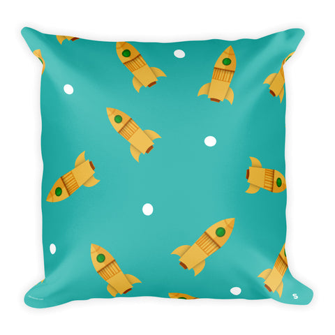 [PILLOW] Space Rocket