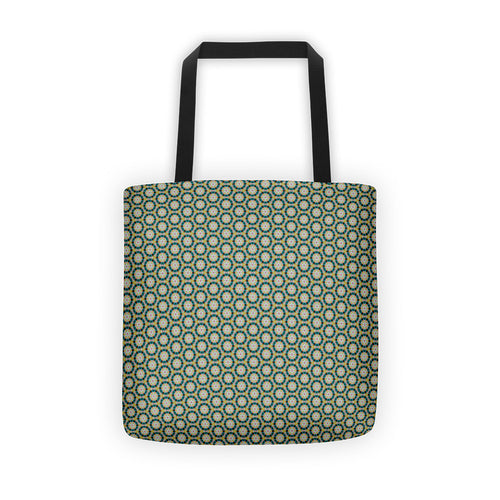 [TOTE BAG] Nature Inspired Pattern