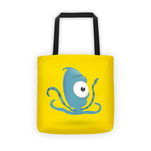 [TOTE BAG] Octopus