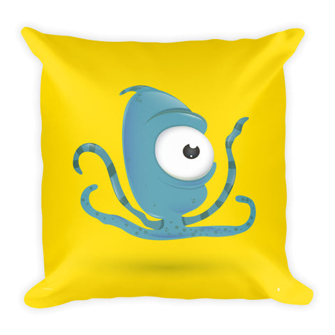 [PILLOW] Octopus