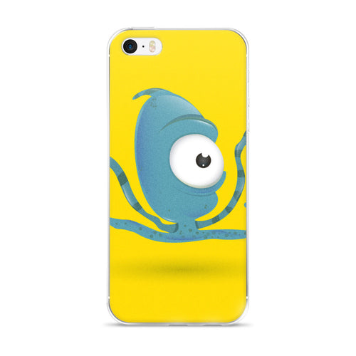 [PHONE CASE] Octopus – iPhone 5 to 6S Plus