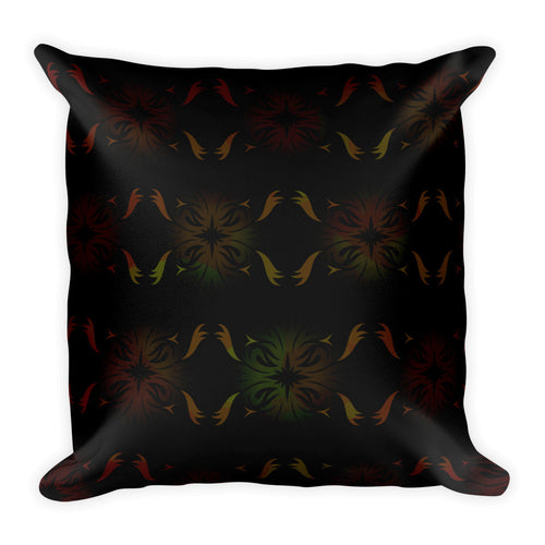 [PILLOW] Dark & Black Pattern