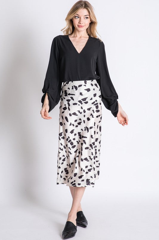 Spot On and Chic Skirt