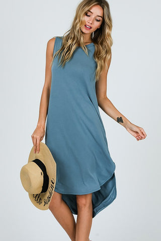 Endless Summer Dress in French Blue