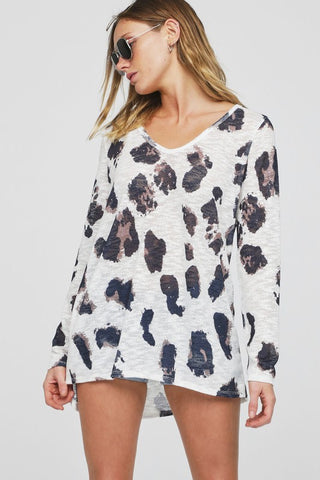 Run Wild Leopard Sweater