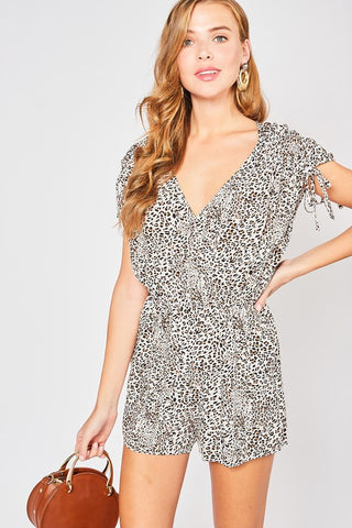 Spot On Cheetah Romper
