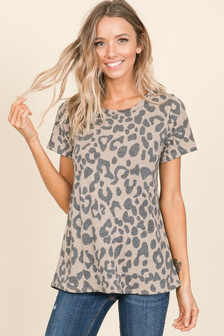 Into the Wild Short Sleeve Top