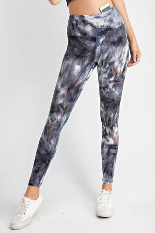 The BEST Butter Soft Leggings in Tie Dye