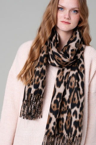 Stay Warm in the Wild Scarf