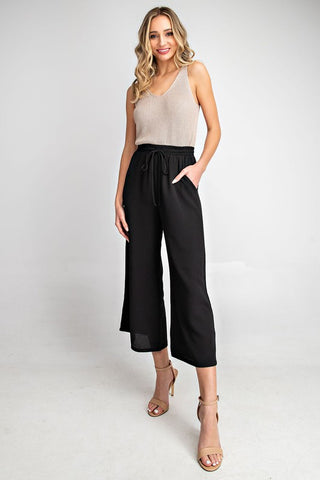 Back to the Office Wide Leg Pants