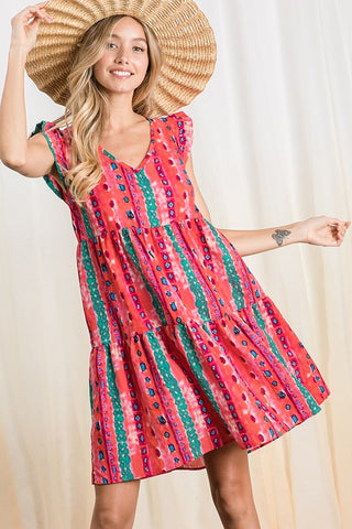 Summer's Best Dress in Multi