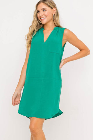What's the Occasion Dress in Green