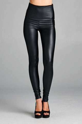 Original Pleather Leggings
