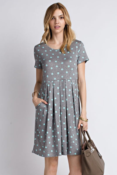 Polka-Dot Love Dress