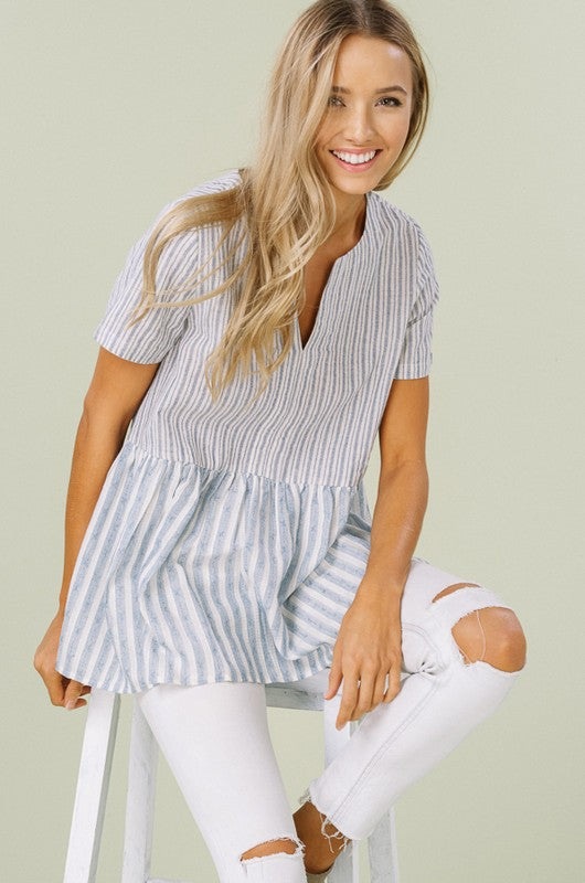 Fresh & Flirty Top