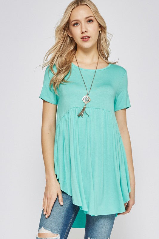 Keep It Simple Baby Doll in Mint