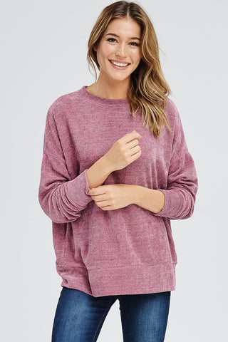 Casual Cutie in Mauve