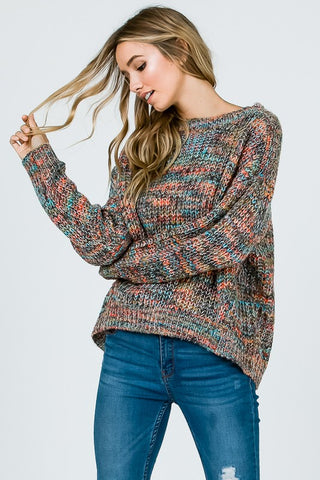 Groovy Sweater in Multi