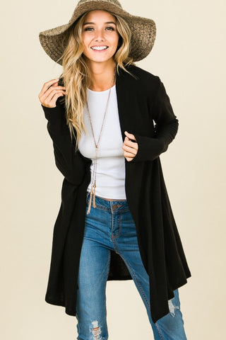 My Everything Cardigan in Black