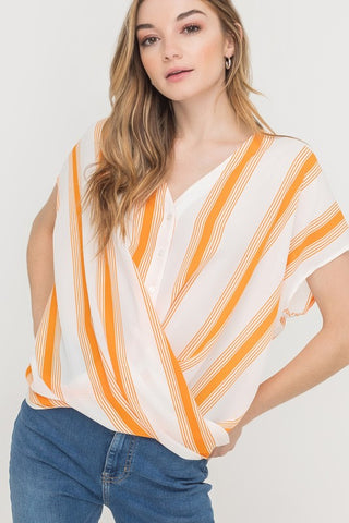 Orangesicle Top