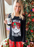 I Willie Love Christmas Top