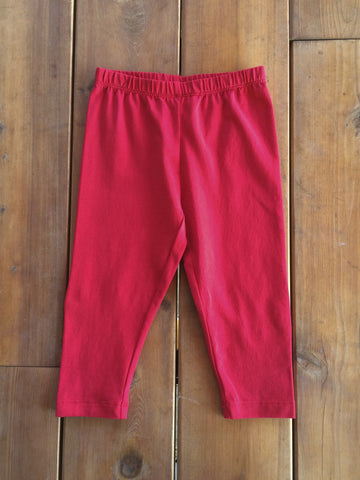 Sweet Pea Capri in Red