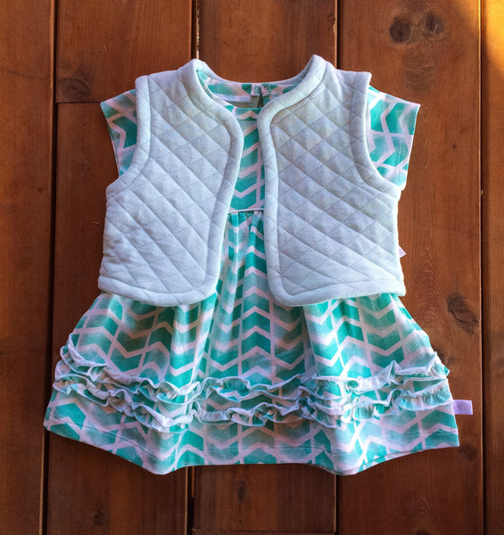 Ocean Breeze Dress