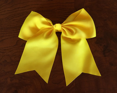 Big Yellow Bow