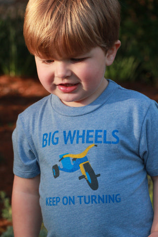 Big Wheels Tee