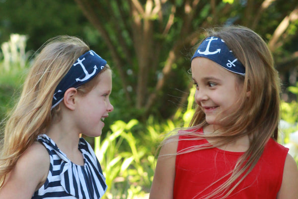 Anchor Reversible Headband