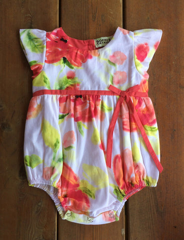Happy & Beautiful Bubble Romper