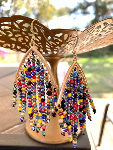 Beautiful Soul Beaded Earrings