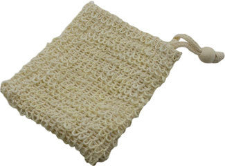 Ramie Soap Saver/Wash Cloth
