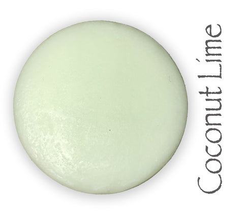 Coconut Lime Conditioner Bar