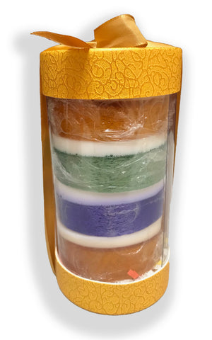 Soap Gift Set 4 Loofah Soaps