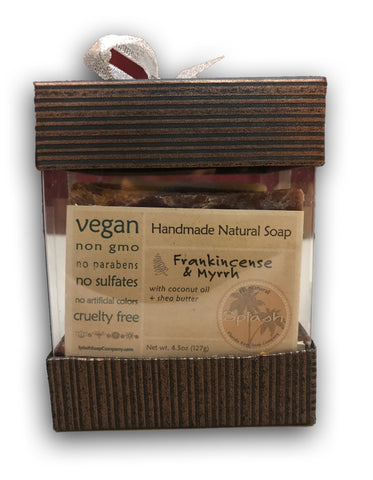 Soap Gift Set 3 Natural Soaps