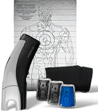 Taser® C2™ Gold Kit with Laser Sight  - Titanium