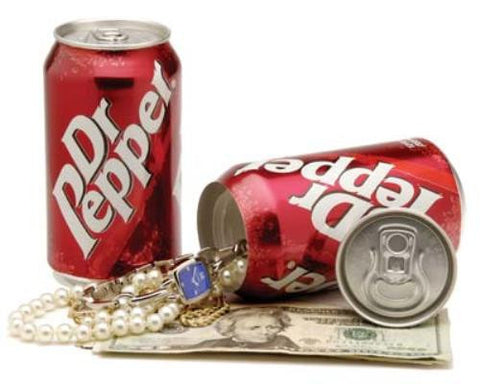 Drink Diversion Safe - Dr. Pepper