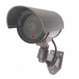 Imitation 5 inch IR Dummy Camera in Circular Outdoor Housing with Light