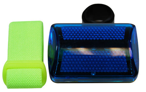 Bicycle and Jogger Light - 7 Function-Blue