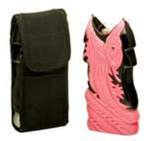 Dragon Stun Gun - Black and Pink