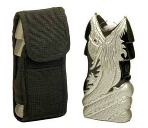 Dragon Stun Gun - Black and Silver