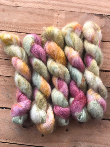 Take me with you - Poseidon: 72% Kid Mohair 28% Silk - Lace