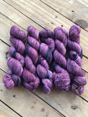 Not Today - Zeus: 100% Superwash Merino Single - Fingering