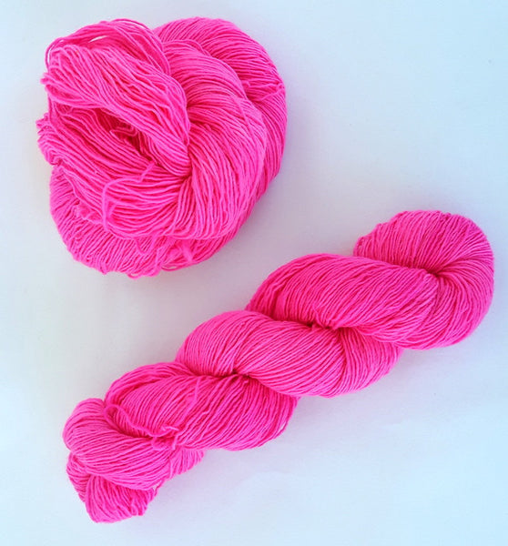 Fight Club - Zeus: 100% Superwash Merino Single - Fingering