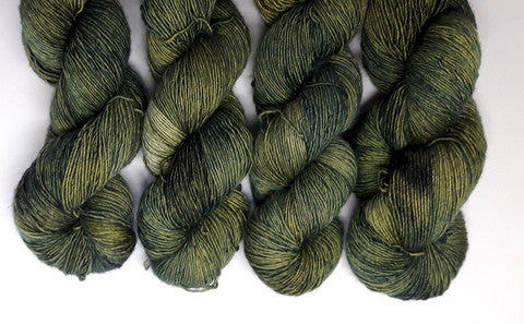 Emilie - Zeus: 100% Superwash Merino Single - Fingering