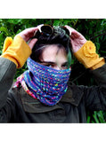 Pattern: Eye of the Storm Cowl by Denae Merrill