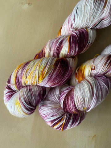 Crocus - Ares: 75% Superwash Merino 25% Nylon - Sock